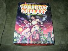 SPI 1979 : Freedom in the Galaxy - The Star Rebellions - 5764 AD (PUN) bookcase