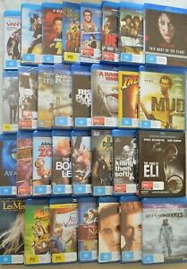 New & Used Blu Rays Pick From Action Drama Comedy Thriller Sci-Fi Horror & More!