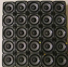 25 X  Bose Drivers Loud Speakers Full Range 2.55 inch 4.6 Ohm, 30 Watts RMS