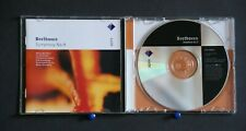 BEETHOVEN – SYMPHONY NO.9 ALESSANDRA MARC – DANIEL BARENBOIM - 4 TRACK 2003 CD