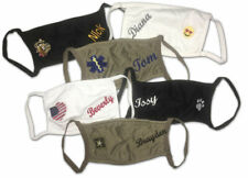 NORTHERN SAFARI™ Personalized Embroidered Face Masks