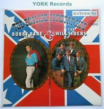 BOBBY BARE & THE HILLSIDERS - English Country Side - Ex Con LP Record RCA Victor