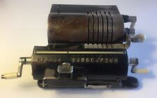 Antique Thales Pinwheel Calculator Adding Machine Germany WORKS!