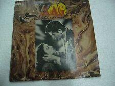 AAG RAM GANGULI 1984  RARE LP RECORD OST orig BOLLYWOOD VINYL hindi India EX