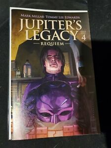 Jupiter's Legacy Requiem #4 Image Comics Mark Millar