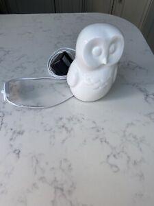 White Rabbit England Owl Lamp RRP £89.00