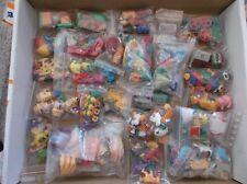 Ü-Ei / Eier / Konvolut / Sammlung 97x KPS von Spielzeugen+32 Einzelfiguren