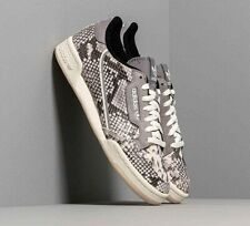 ADIDAS CONTINENTAL 80 TRAINERS SNAKE SKIN EH0169 SIZE 9 EUR 43 1/3 RRP £89.95