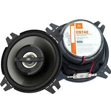 "New listing Jbl Cs742 4"" 2-Way 90W Coaxiak Car Audio Speakers"