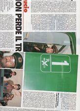 SP53 Clipping-Ritaglio 1994 Lucio Dalla non perde il treno