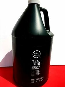 Paul Mitchell Tea Tree Special Shampoo Gallon * FREE FAST SHIPPING *