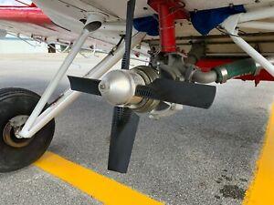 Piper Pawnee Spray Pump w/ Fan and Electric Brake