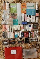 Huge 70+ Lot Prestige Brands Sephora Ulta All Full Deluxe Sz Beauty Skincare 78