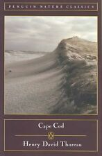 Cape Cod Penguin Nature Library 1987 by Thoreau Henry David 0140170022