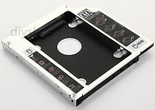 "for Apple SuperDrive 27"" inch iMac Late 2009 2nd Hard Drive HDD Caddy Adapter"