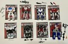 Transformers Siege Lot Of 8. Ratchet, Prowl, Bluestreak, Mirage, Hound, Ironhide