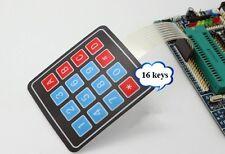 5PCS 4x4 Matrix Array 16 Key Membrane Keypad Keyboard AVR Arduino 12V