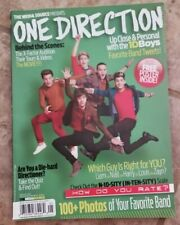The Media Source One Direction Magazine 2013 100+ photos X-Factor Poster Quiz