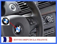 Sigle BMW 45 mm volant logo embleme badge 45mm 1 3 4 5 6 M M3 M5 X1 X3 X5