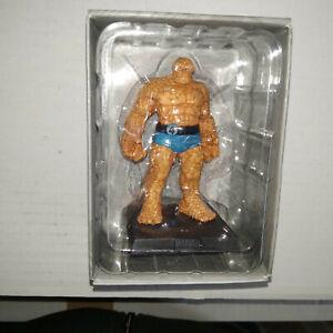 eaglemoss SUPER HERO -  plomb - DC / MARVEL - the thing - LA CHOSE - FANTASTIC 4