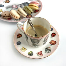 Mab Graves Limited Edition Cup & Saucer 💕 Just One Bite 💕 SOLD OUT