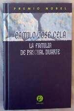 LA FAMILIA DE PASCUAL DUARTE - CAMILO JOSÉ CELA - GANADORES DEL PREMIO NOBEL