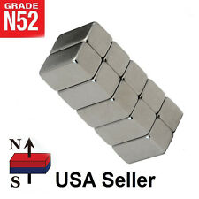 Lot 10 25 50 12 X 14 X 14 Barsblocks Neodymium Rare Earth Magnet N52