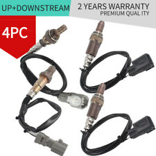 4PCS O2 Lambda Oxygen Sensors Upstream and Downstream For Toyota Highlander 3.3L