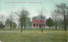 "A View Of The ""Ellen B. Flower Deaconess Home"", Toledo, Ohio OH 1912"