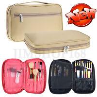 Pro Cosmetic Makeup Brush Bag Case Handle Organizer Holder Pouch Pocket Kit Lot
