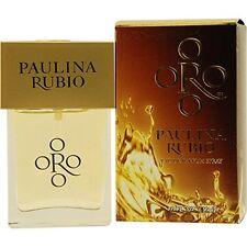 Paulina Rubio Oro 1.0 oz  Women's Eau de Parfum