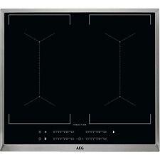 Table de Cuisson Induction, AEG IKE64450XB, 60 cm, Glisseur Touch