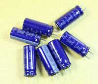 4 PCs 16v 5600uf 5600mfd Radial Electrolytic Capacitor 16x40 105°C Made in Japan