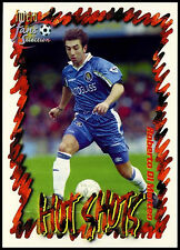 Roberto Di Matteo #47 Futera Chelsea Football 1999 Trade Card (C336)