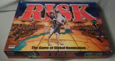 Risk Board Game 1998 Edition - Complete