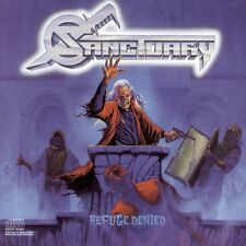 Sanctuary, The Sanctuary - Refuge Denied [New CD] Germany - Import