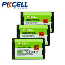 3x AAA 3.6V 800mAh Cordless Home Battery for Panasonic HHR-P107 TYPE 35 KX-3032