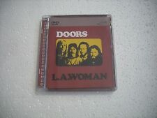 THE DOORS / L.A. WOMAN --  DVD AUDIO DOLBY DIGITAL 5.1 opened