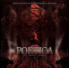 SOPOR AETERNUS Poetica CD+BUCH 2013 LTD.2000