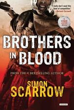 Brothers in Blood: A Roman Legion Novel-ExLibrary