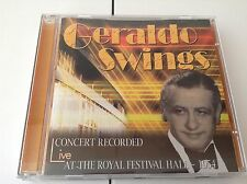 Geraldo - Swings Concert Recordings Live at the Royal Festival Hall 1954 CD MINT