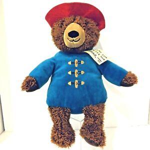 "Paddington Bear Kohls Cares Stuffed Animal Plush 14"""