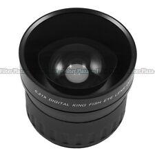 0.21x 52mm 52 Super fisheye lens for Canon Nikon Pentax