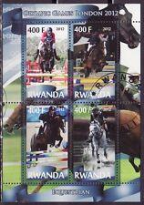 Rwanda 2012 - Dieren/Animals/Tiere  (Paarden/Horses/Pferde) & Sport