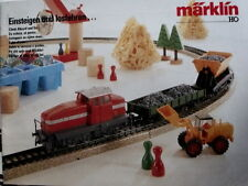 Catalogo Marklin 1986 H0 - Salire in Carrozza - Multilingue - Tr.5