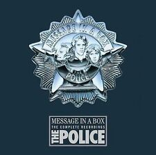 The Police - Message In A Box: The Complete Recordings - 4CD Set 1993