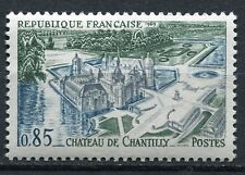 STAMP / TIMBRE FRANCE NEUF luxe N° 1584 ** CHATEAU DE CHANTILLY