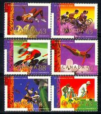 Canada 1994 Games/Cycling/Sports/Disabled 6v set n31034