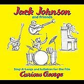 Sing-A-Longs and Lullabies for the Film Curious George by Jack Johnson (CD,...10