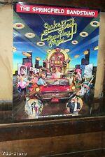 Springfield Bandstand JUKE BOX Poster Seaburg Rockola